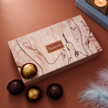 Elegant Eight Choco Gift - FOR INDIA