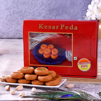 Kesar Peda for India