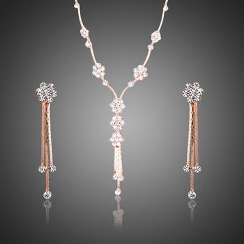 Rose Gold Necklace Sets - For Australia