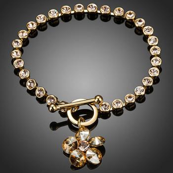 Austrian Crystals Bracelet - For Australia