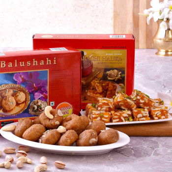 Send Delicious Sweets Online Anywhere In India with Rakhi.com