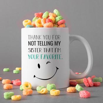 Innocent Mum Personalised Mug
