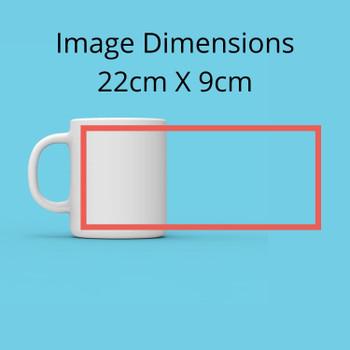 Miracle Mum Personalised Mug