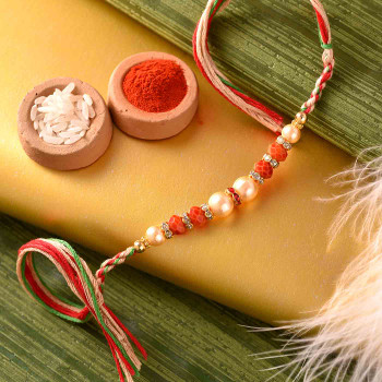 Beautiful Rakhi for India