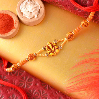 Ganesha Rakhi for India