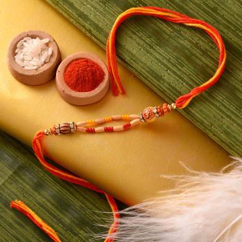 Beautiful Rakhi for India