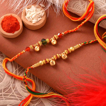 Send online rakhi set to India