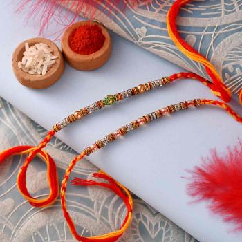 Gujarati Style Raki Set for India