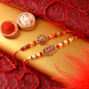 Bro Rakhi Set for India