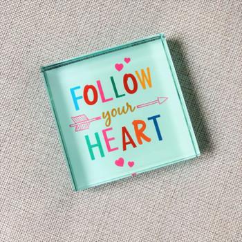 Follow your Heart Frame