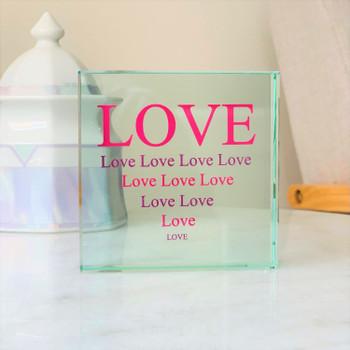 Love Love Love Frame