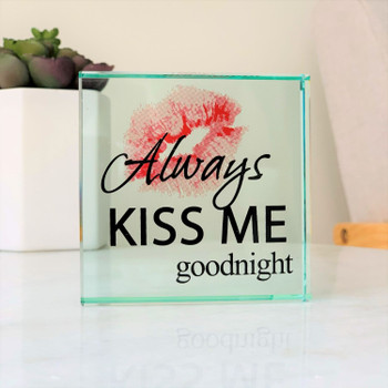 Kiss-Good Night Frame