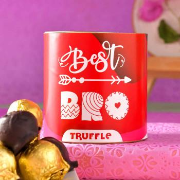 Ganesha Rakhi & Handmade Chocolate Truffle