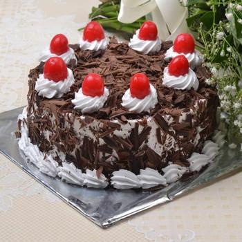 Eggless Black forest Cake Online