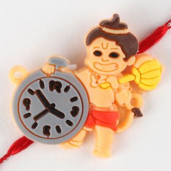 Kids Hanuman Rakhi -For UAE