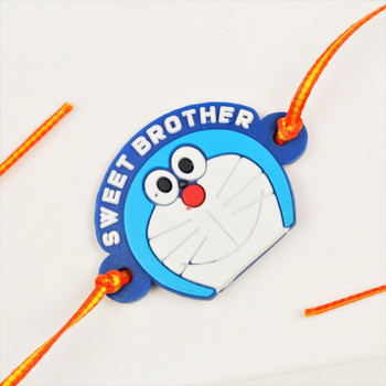 Doremon Rakhi for a Sweet and Naughty Brother