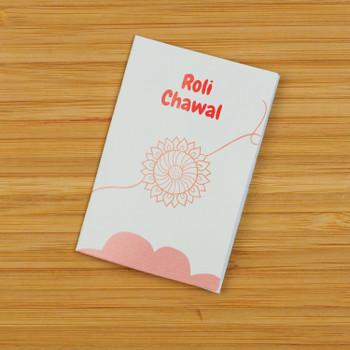 Complimentary Roli Chawal (Tilak)