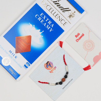 Astro Rakhi With Lindt Chocolate -For UAE