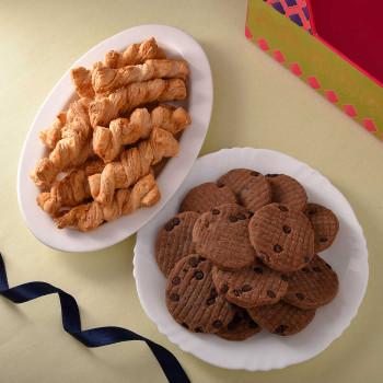 Premium Cookies Hamper - FOR INDIA