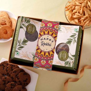 Chocochip Trio Cookies Hamper - FOR INDIA