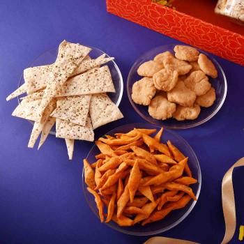 Luxury Exotic Cookies Hamper - FOR INDIA