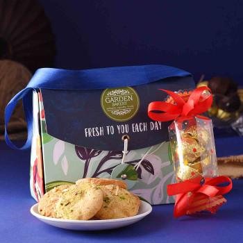Cookies Choco Purse Hamper - FOR INDIA