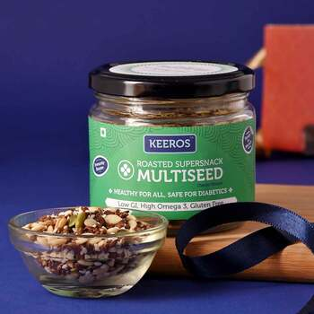 Fab 4 Multiseed Healthy Eat Hamper - FOR INDIA