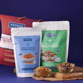 Classic Healthy Hamper - FOR INDIA