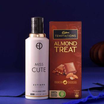 ED ESTIARA Perfume Chocolate Combo - FOR INDIA