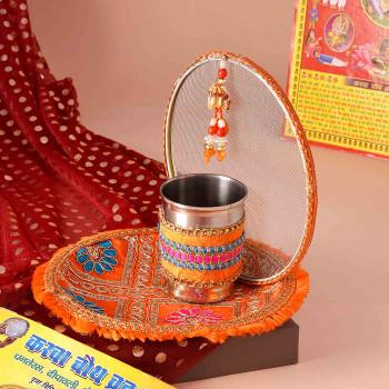 Karwachauth Thali Set- 2