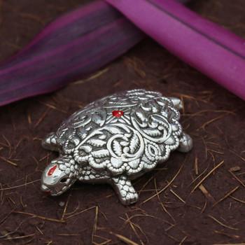 999 Silver Turtle 10gm