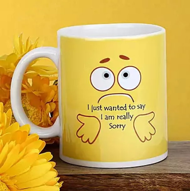 I am Really Sorry Mug