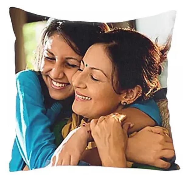 Me n Mom Personalized Cushion