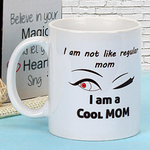 Cool Mom Personalized Mug