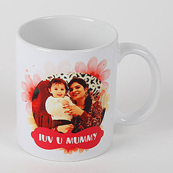Personalized Photo Mug for Mom