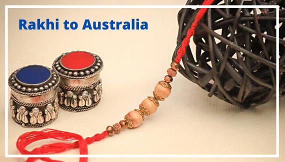 Rakhi to Australia