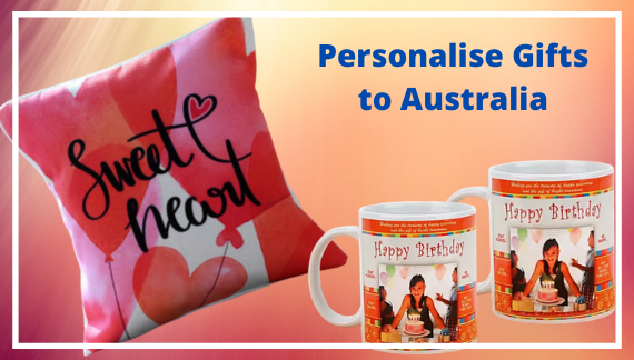 Personalise Gifts to Australia