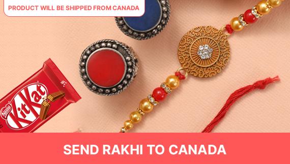 Send Rakhi to CANADA