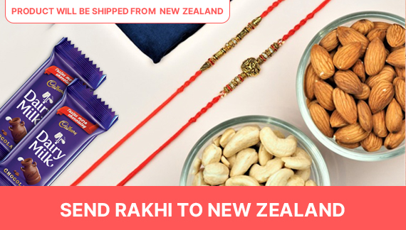 Send Rakhi to New Zealand