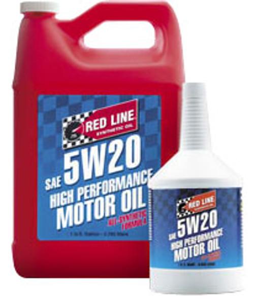 5W20 Motor Oil Quart