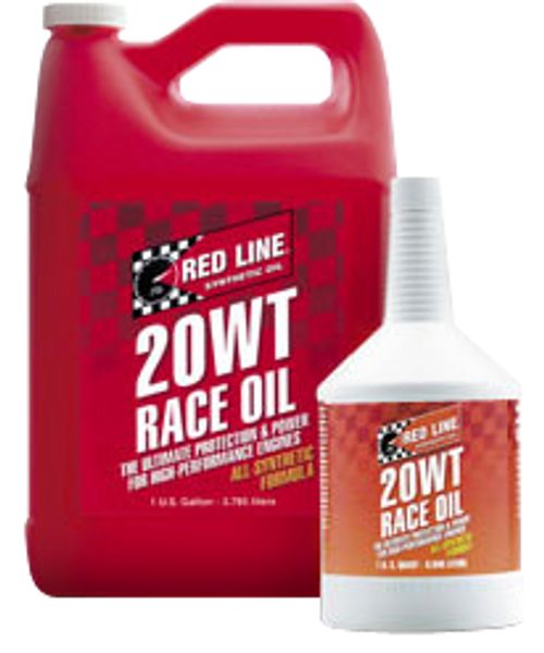 20WT Race Oil - Quart