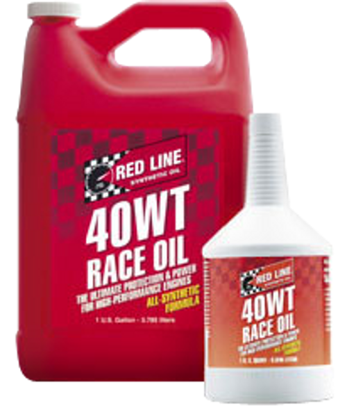 40WT Race Oil Quart