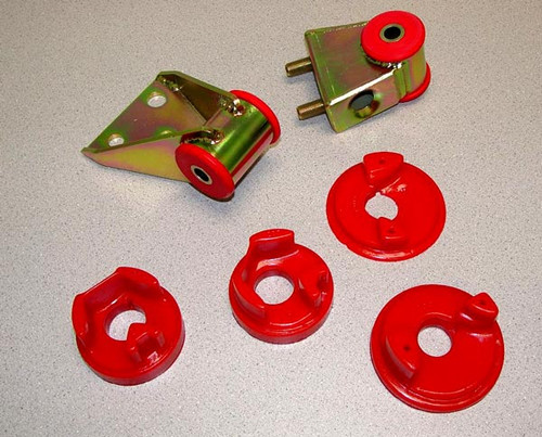 ENGINE MOUNT and INSERT COMBO KIT, Protege 1999-03