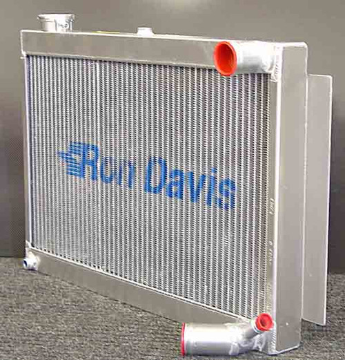 RADIATOR, 1979-85 RX-7 COMPETITION - SHORT DESIGN-7502