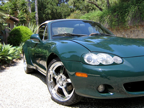 Wide Body Kit for NB Miata (1999-2005)
