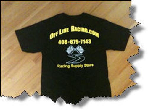 Off Line Racing T-Shirt