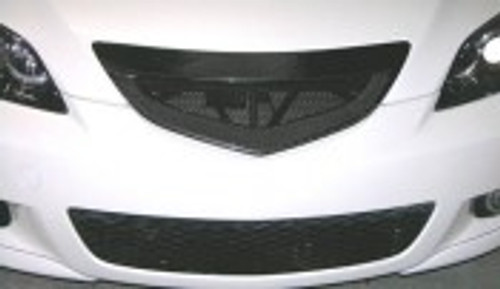 Carbon Fiber grille - Mazda3