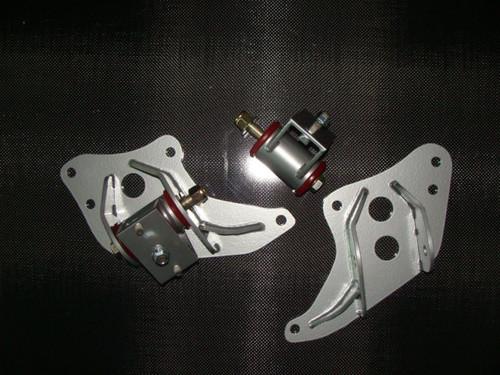 Engine Mount - Mazda Miata 2001-2005 - Silver