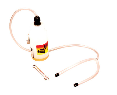 Single Brake Fluid Bleed Bottle — 45202