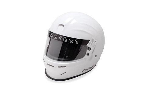 Pro Sport Full Face Duckbill White SA2015